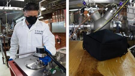 UNAM crea cubrebocas que elimina el coronavirus