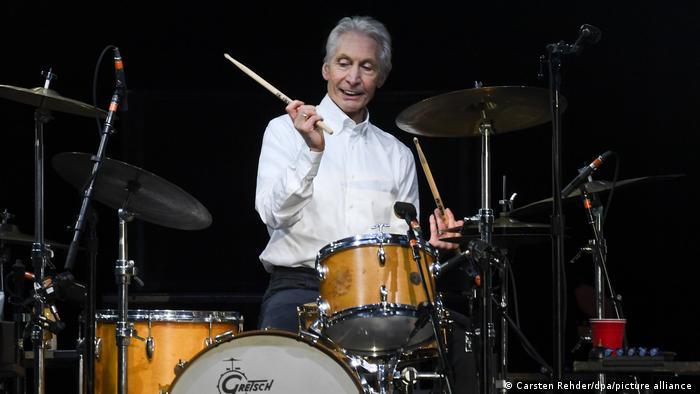 Murió Charlie Watts, baterista de The Rolling Stones