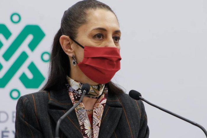 """Claudia Sheinbaum responde a semáforo rojo en CDMX: """"nosotros estamos en naranja"""""""
