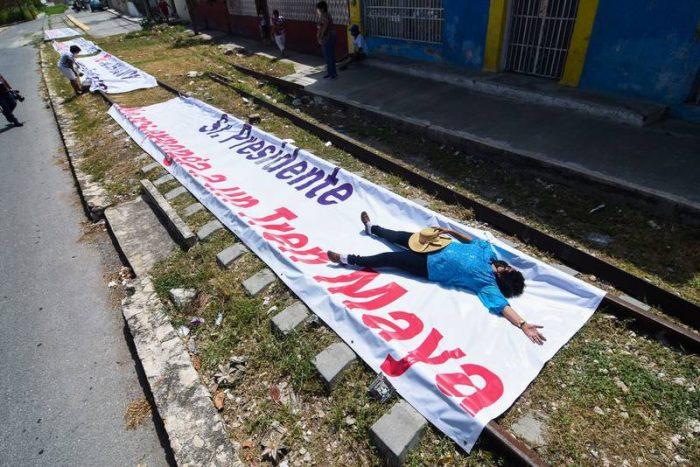 Campechanos ganan: Tren Maya modifica trazo y Gobierno dice que ahorrará