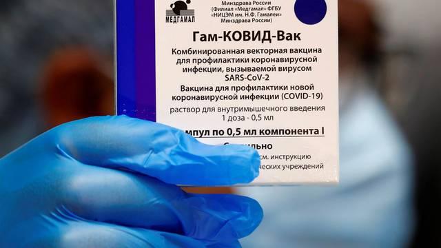 Sputnik Light, vacuna de una sola dosis, registra una eficacia del 93.5% en Paraguay