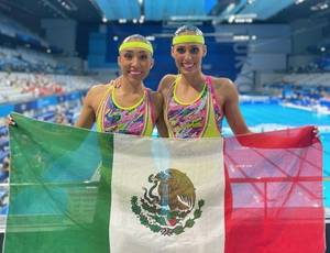 Nuria Diosdado y Joana Jiménez, a la final de Natación Artística de los Juegos Olímpicos de Tokio