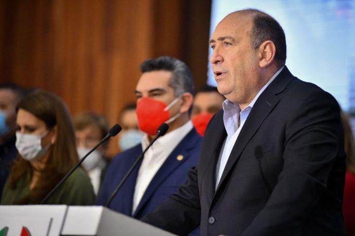 PRI presentará reforma electoral