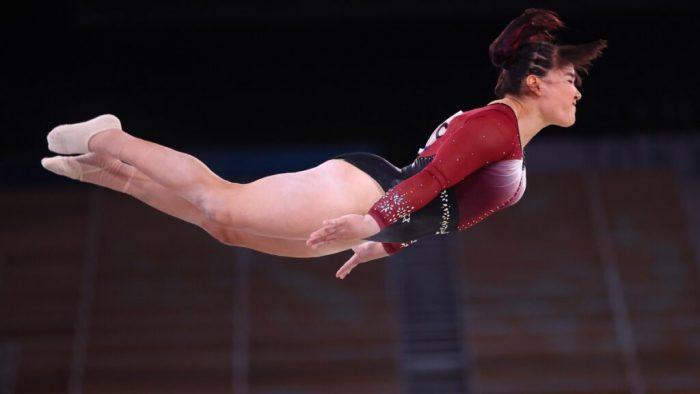 Alexa Moreno obtiene histórico cuarto lugar en los Juegos Olímpicos de Tokio