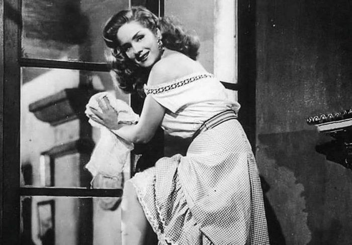 Murió a los 96 años la actriz Rosita Quintana, figura de la Época de Oro