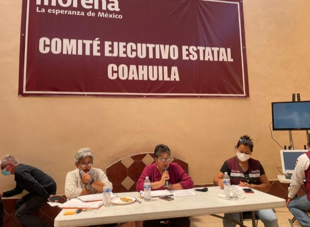 Se reúne el Consejo Estatal del Partido Morena