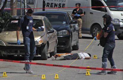 Violencia en México al grado de Terrorismo
