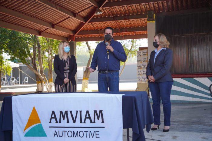 FERIA DEL EMPLEO AMVIAM AUTOMOTIVE OFERTA MAS DE 200 VACANTES EN RAMOS ARIZPE