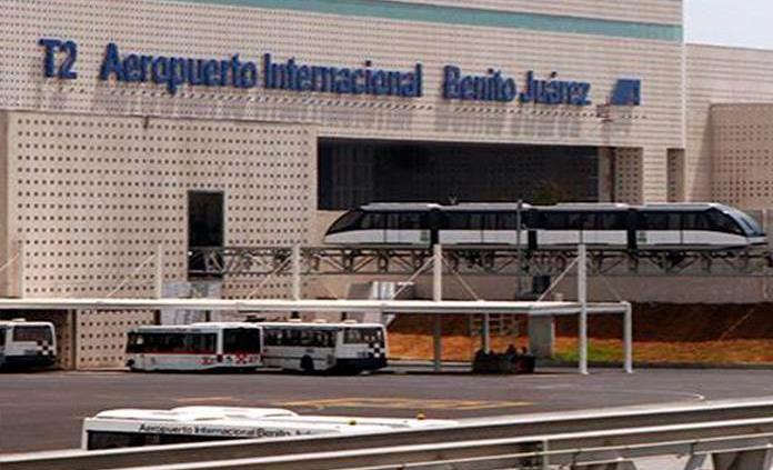 Balacera desató el terror en las inmediaciones del Aeropuerto Internacional de la CDMX