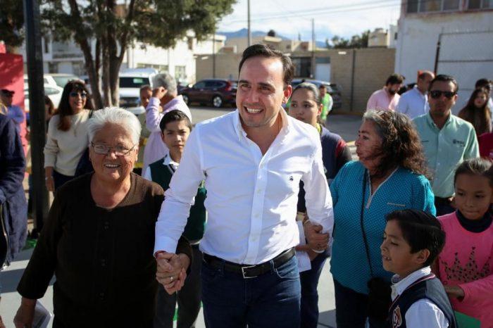 Manolo el segundo mejor alcalde de México: Mitofsky