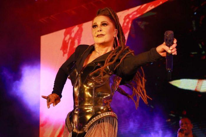 Por casos de COVID en su staff, Alejandra Guzmán canceló concierto en Jalisco