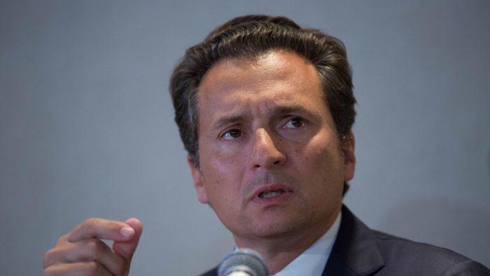 INM mantiene alerta migratoria para evitar que Emilio Lozoya salga de México