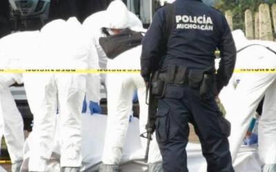 Emboscada en Zamora dejó un comandante muerto y tres policías heridos