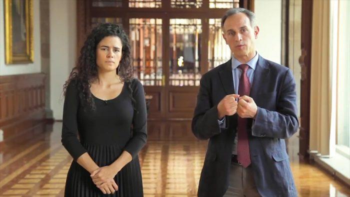 Ordenan revelar títulos profesionales de López-Gatell, Jorge Alcocer y Luisa María Alcalde
