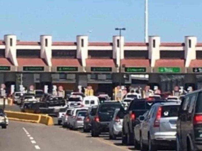 Abrirán frontera terrestre entre México y EU el 8 de noviembre