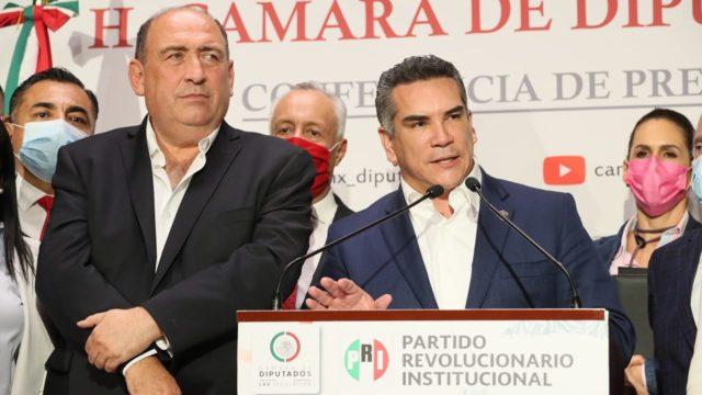 Nadie presiona al PRI, ni el gobierno, dice Alejandro Moreno por reforma eléctrica