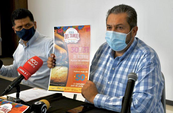 Invitan a Feria del Tamal y Pan de Pulque en Ramos Arizpe